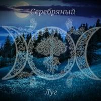 Логотип Серебряный Луг Wicca and Witchcraft