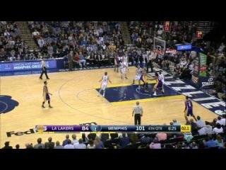 Kobe Bryant Breaks Missed Shots Record | November 11, 2014 | NBA 2014-15 Season