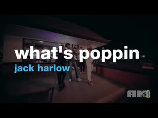 Jack Harlow  What's Poppin (MTV (USA))