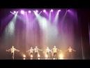Накануне в Костроме в КВЦ «Губернский» состоялось шоу под дождем «Искушение»