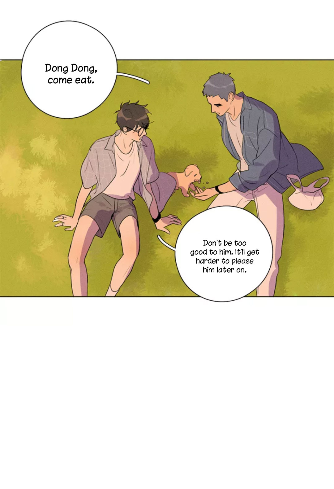 Here U are, Chapter 134, image #42