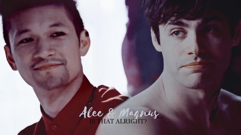 ● Alec Magnus Is That Altright