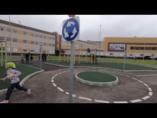 Видео-тур по новой школе