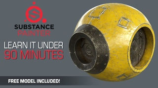 Substance Painter for Beginners Tutorial