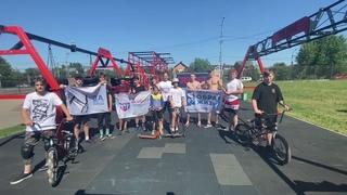 Домодедово за ЗОЖ / Волонтеры спорта