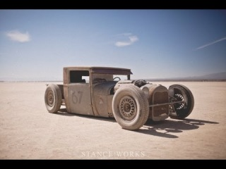 Mike Burroughs BMW-Powered 1928 Ford Model A
