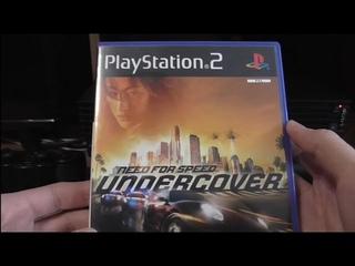 01 [PS2] NEED FOR SPEED: UNDERCOVER - Обзор-летсплей // Новая карьера Райана Купера