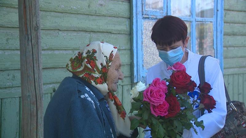 Телефоны фронтовикам у Марии Ивановны Антошкиной появилась возможность общаться без границ