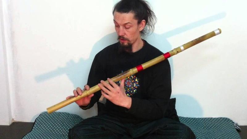 Ба ся парная тантрическая флейта 28031312