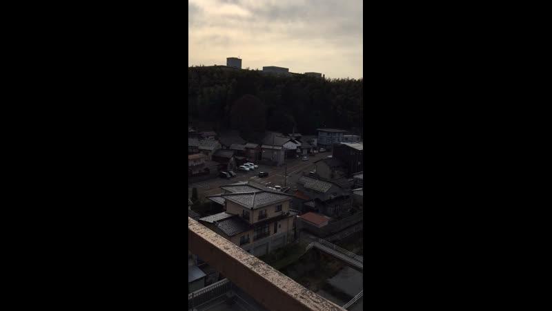 Вид из университета Сейрё