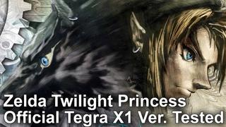Zelda Twilight Princess: Official Nintendo Emulator Tested! Tegra X1/Shield TV Gameplay