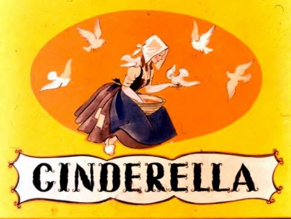 DiaFilm CINDERELLA