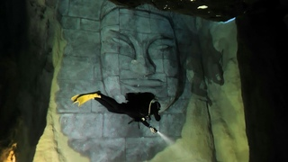 World's deepest diving pool opens in Poland   AFP