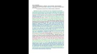 Matt 11v25-27:- Gospel isn't for the super donkey theologians of dead letters, the Jewish leaven but