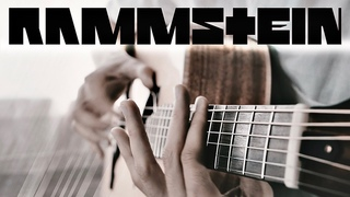 Rammstein - Sonne⎥Fingerstyle Guitar Cover by Eiro Nareth