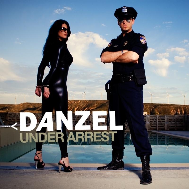 Danzel album Under Arrest