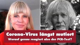Corona-Virus längst mutiert -  Podcast mit Dr. Wolfgang Wodarg