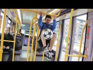 Amazing Soccer Tricks in Dublin - Irish Freestyle Football Champion