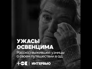 «Ужасы Освенцима. Рассказ выжившей узницы о своем путешествии в ад»