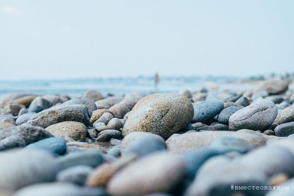 Сама жизнь похожа на морские волны: сначала кажется, что ничего не меняется, но однажды замечаешь, как много боли унесла вода