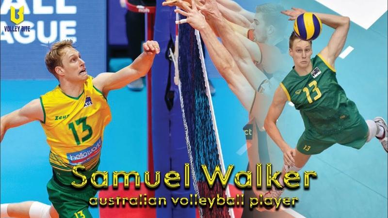 Samuel Walker Australian Lefthanded Spiker
