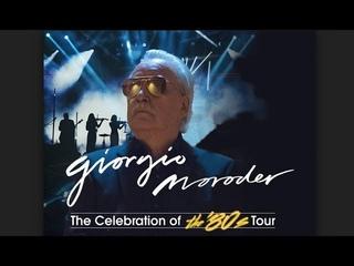 Giorgio Moroder - Live in Moscow Crocus City Hall 13.05.2019