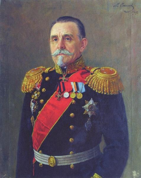 Последний начальник Николаевской морской академии, генерал флота Григорий Иванович Шульгин