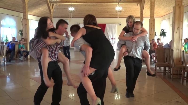 █▬█ █ ▀█▀ Taniec na rurze-Śmieszna zabawa Weselna-Ale Jaja!