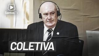RUEDA COMPLETA 100 DIAS DE GESTÃO NO SANTOS FC