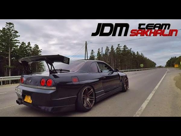 Икона Уличных Гонок Обзор Nissan Skyline R33 GT