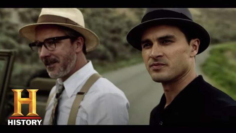 Project Blue Book: Season Two Trailer | Drama Series | HISTORY