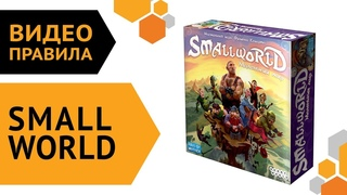 Small World — настольная игра | Видео правила 🌍