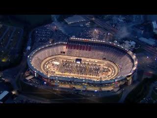 Chopper camera - All-Star Race - Bristol - 2020 NASCAR Cup Series