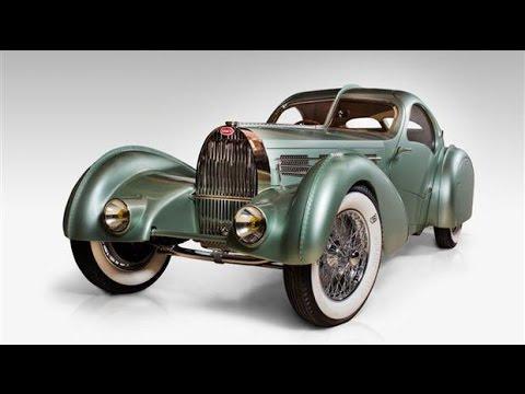 1935 Bugatti Type 57 Compétition Coupé Aerolithe