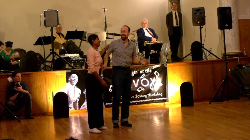 Swingin' At The Savoy 2013 Invitational JnJ Kevin St Laurent Diane Van Haaren