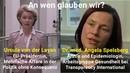 Vertrauen Sie Uns: von der Leyen gegen Dr. Angela Spelsberg (Ex-Frau von Lauterbach) [reupload]