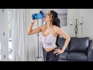 Anissa Kate (Sweat) [, Big Tits, Black Hair, Blow Job, Camel Toe, Cum On Pussy, Curvy, Doggystyle, Face Sitting]