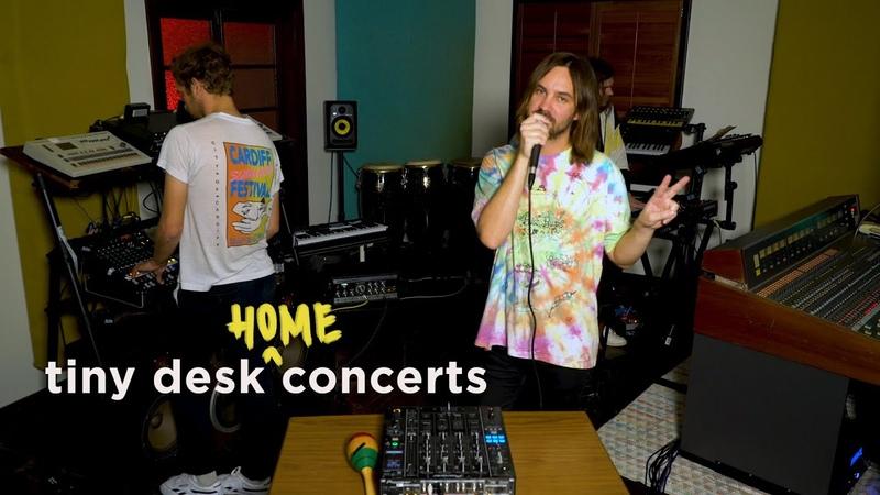 Tame Impala Tiny Desk Home Concert