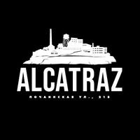 Логотип ALCATRAZ BAR