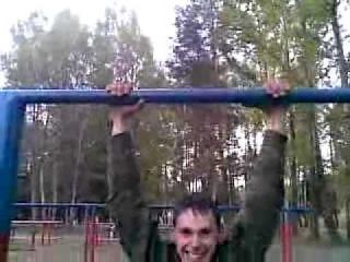 Где как, а в нашей армии подтягиваются как-то так)))