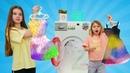 Кукла Барби и большая стирка - наводим порядок в кукольном доме. Видео для девочек про жизнь Барби