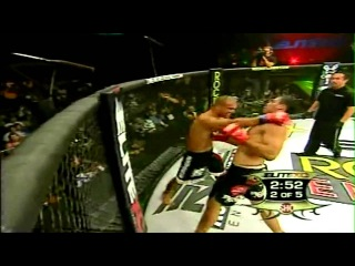 Murilo  Ninja  Rua vs Robbie Lawler