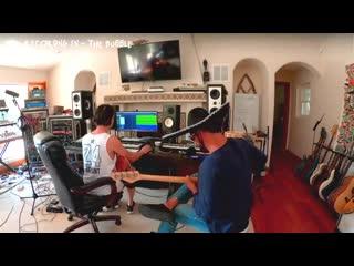 III - 1 Papa Roach recording live from the bubble - #PapaRoach on #Twitch | #Papa_Roach
