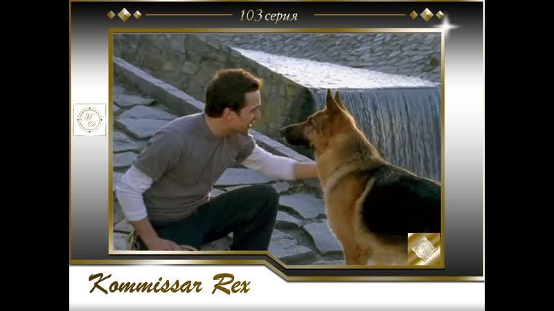 Komissar Rex 9x02 Wofür Kinder leiden müssen Комиссар Рекс 103 серия За что страдают дети