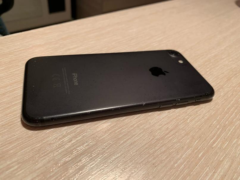 iPhone 7 128gb В нормальном состоянии, | Объявления Орска и Новотроицка №10925