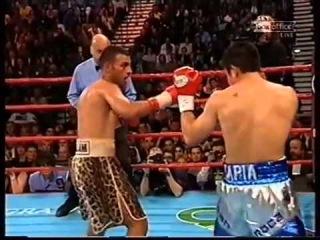 Мировой Бокс Марко Антонио Баррера   Насим Принц Хамед