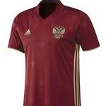 Домашняя форма сборной России Евро 2016