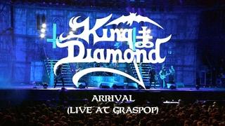 King Diamond - Arrival - Live at Graspop (OFFICIAL)