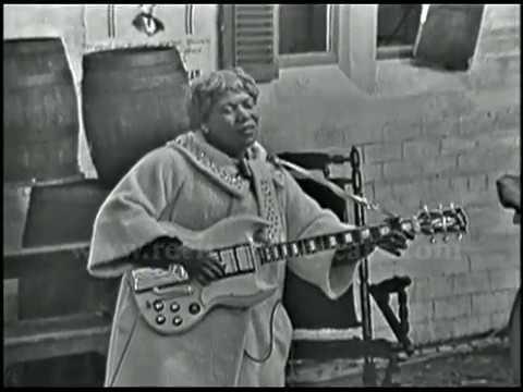 Sister Rosetta Tharpe Didn't It Rain Live 1964 Reelin' In The Years Archive