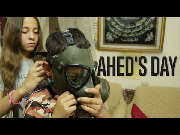 Diary of a Palestinian girl Ahed's day